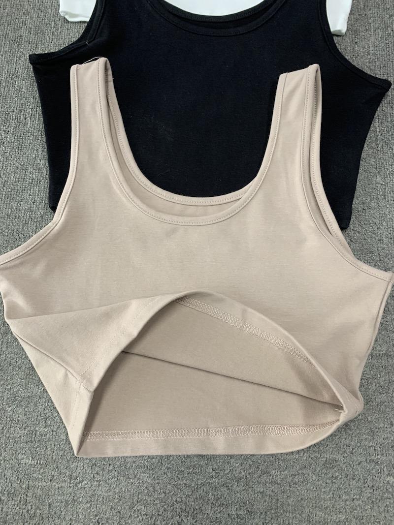 Sport Fitness T-shirt Women Yoga Vest Slim Fit T shirt Women Sleeveless Round Neck Women Tshirt Crop Tank Top 2021 Spring