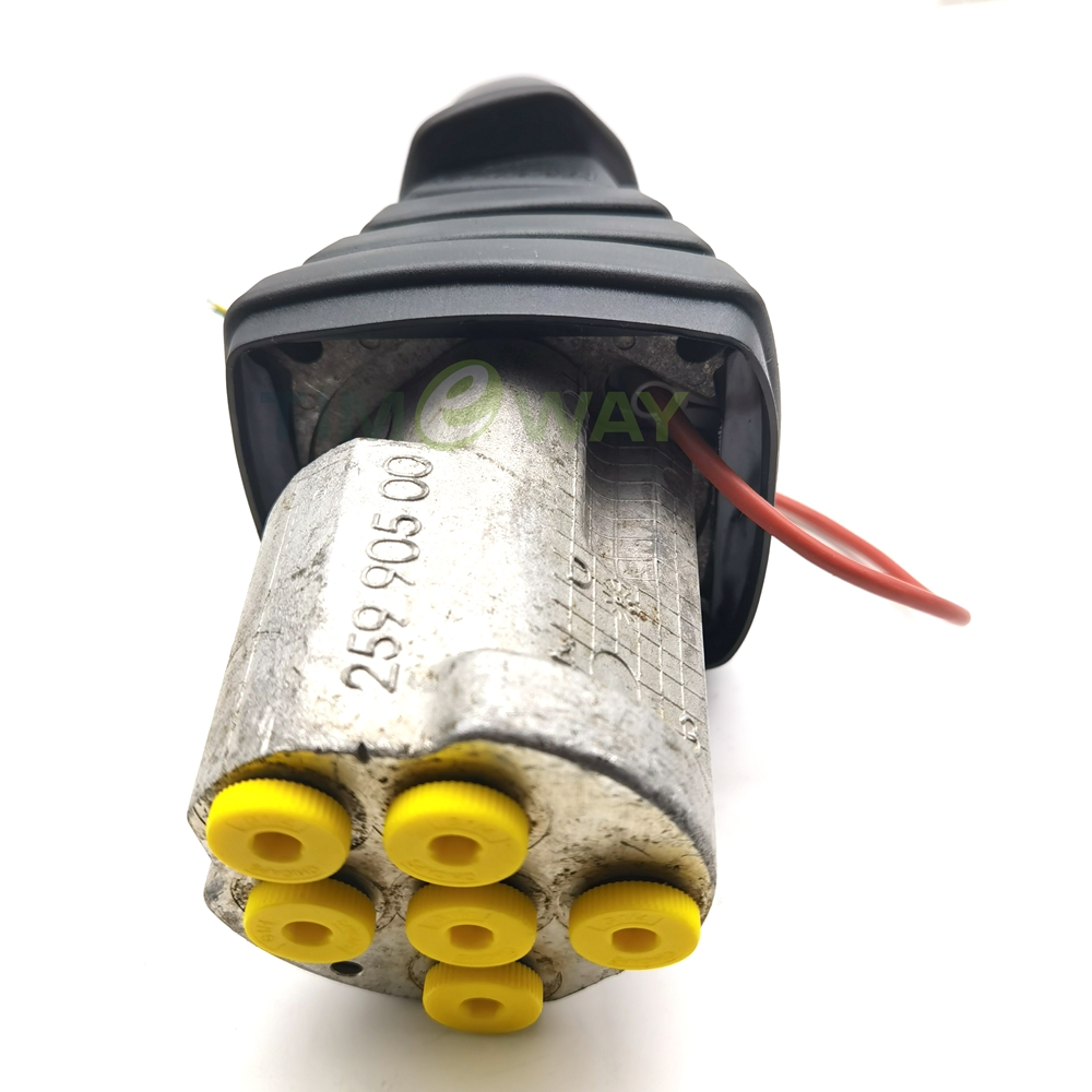 Excavator accessories joystick assembly for Yanmar excavator Vio 35-b joystick assembly Second-hand