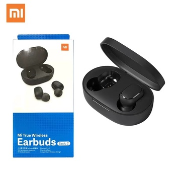 2020 tws original Xiaomi Airpots 2 basic 2 earphones bluetooth v 5.0 Wireless earbud true handsfree AirDots Headset airpod pro 3