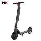 Electric Scooter Scooters And Electric Scooters Light Fast Hx X8 Battery 36V/10Ah Folding Adult Electric Scooter