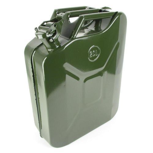 Military Standard 20 litre Jerry Can Fuel Tank Petrol Diesel Gasoline Oil