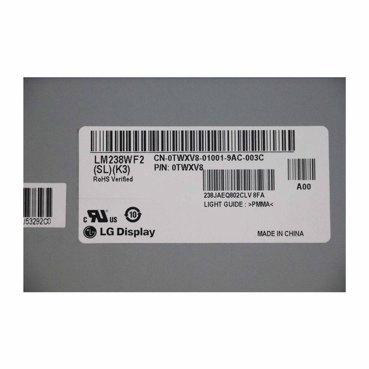 23,8 дюймов ЖК-экран Сенсорная панель Lm238wf2-slk3 Lm238wf2(sl)(k3) для Lg Tv