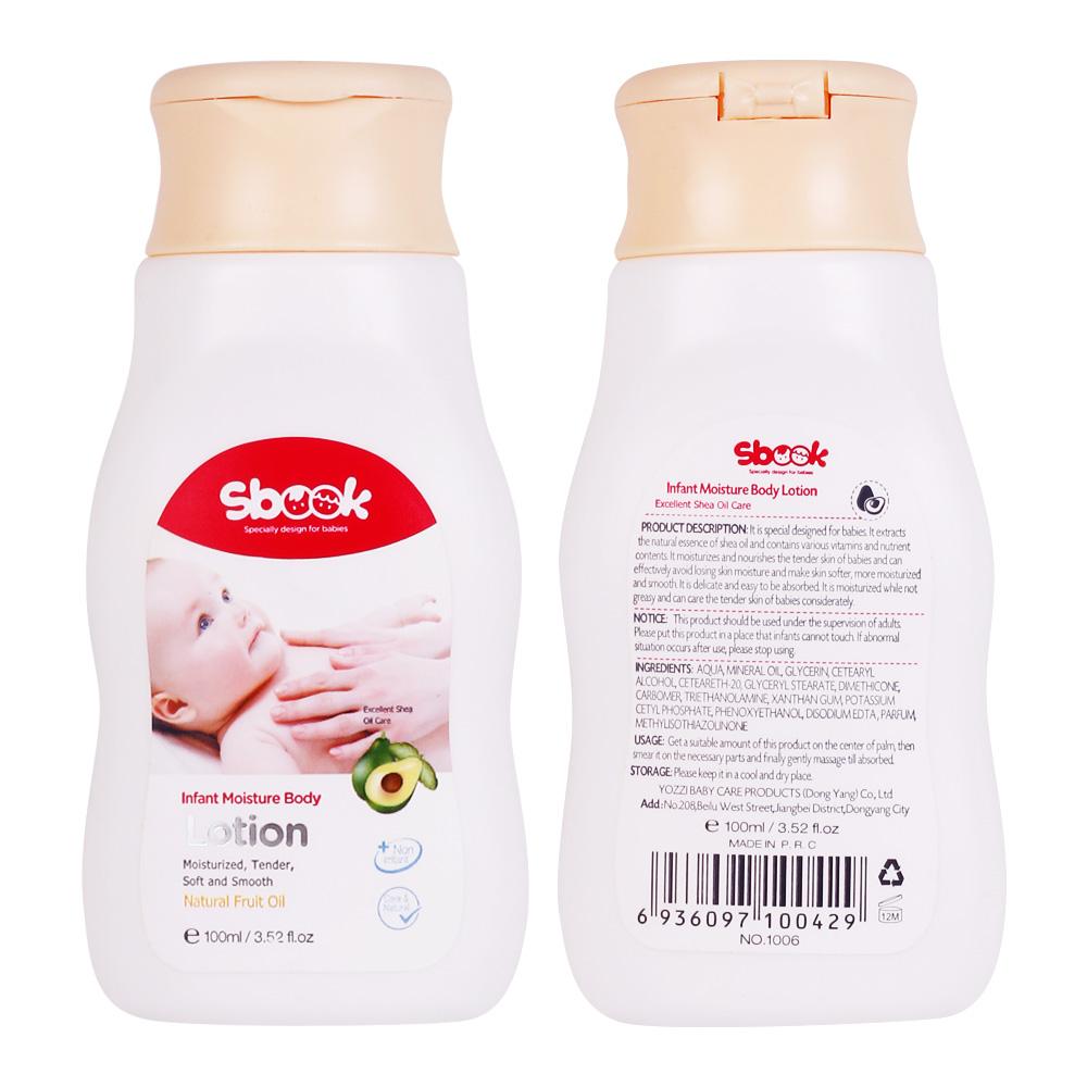 Custom Moisturizing 100ml Whitening Baby Mini Cream Lotion Organic For Fair Skin