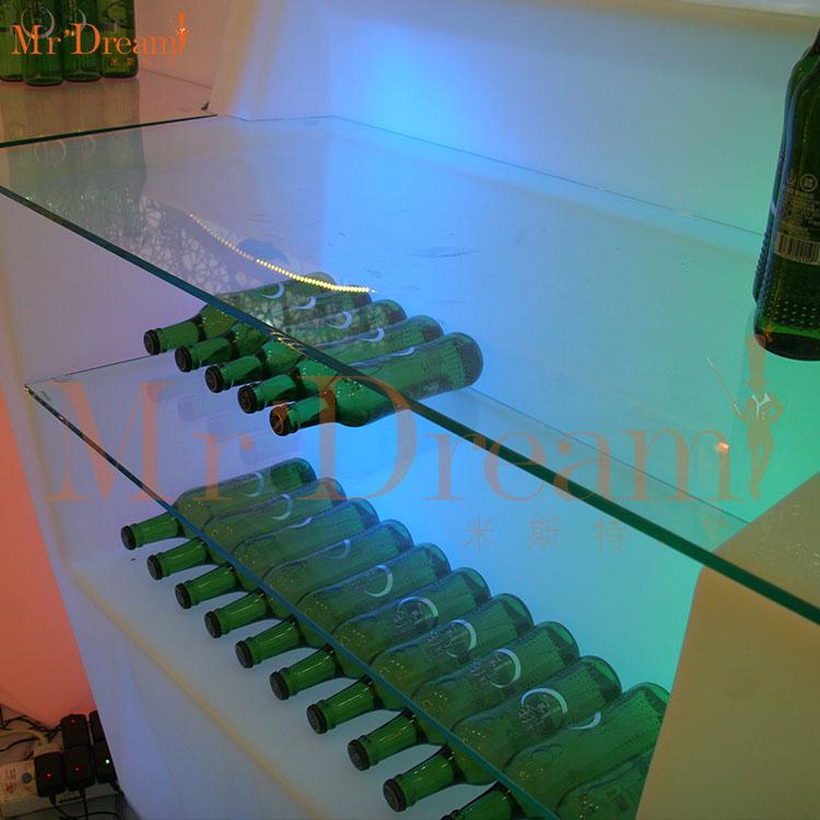Водонепроницаемый роскошный дизайнерский модульный светодиодный светильник для внутреннего дворика, сада, бара, высоких столов и стульев