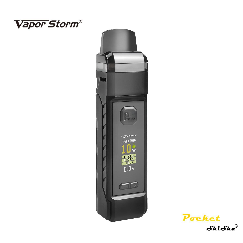 2020 Vapor Storm 40w New Box Mod Electronic Cigarette Vapor Storm VPM 40W vape kit - MrVaper.net