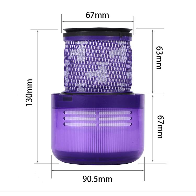 Распродажа HEPA-фильтров для Dysons V11 SV14, запчасти для очистителя, распродажа фильтров