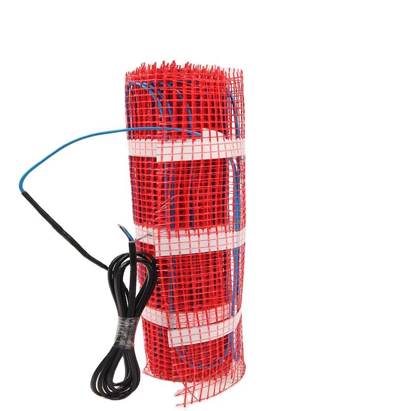 230V floor heat systems&parts under wooden floor heating mat