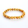 Orange Tiger Eye Stone Beads