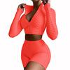 Oranye Merah