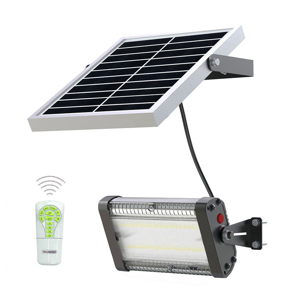 New design 50w outdoor solar led flood light for billboard use