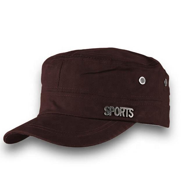 New Classic Army Plain Hat Cadet Combat Field Military Cap Style Patrol Baseball