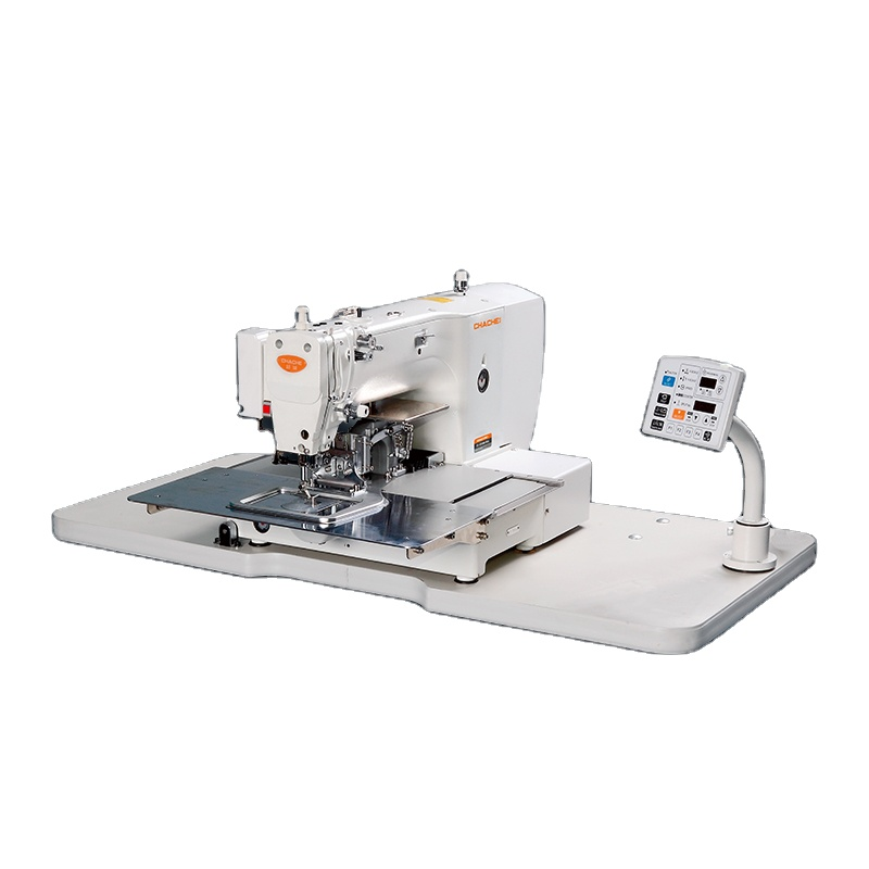 Programmable computer automatic bag leather stitching sewing machine for sale