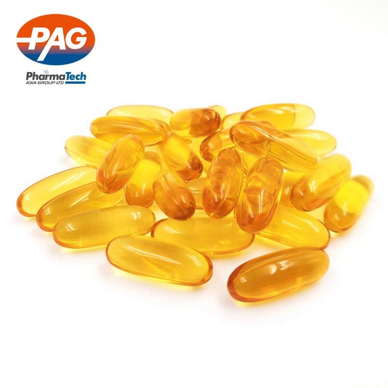 High Quality Healthy Care Omega3 EPA/DHA 18/12 1000Mg Fish Oil Softgel Capsules