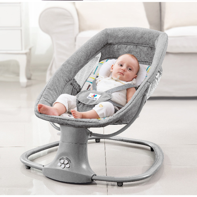 Mastela складной металлический детский спальный мягкий стул рокер новое поступление