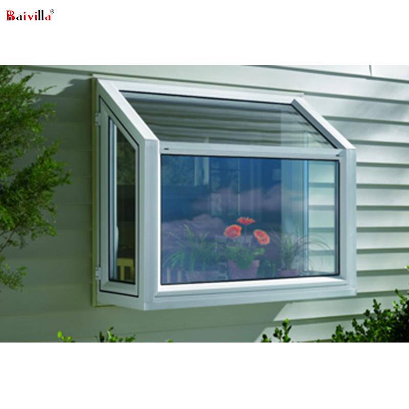 С двойным остеклением сад окна с двойным створное окно панелей лидер продаж в сша