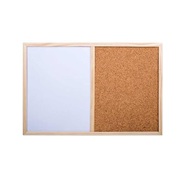 Magnetic Dry erase whiteboard/ Combo whiteboard 24 x 18 inches - Yola WhiteBoard   szyola.net