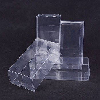 Custom clear pvc plastic packaging box.PVC,PET,PP box electronic,cosmetics packaging boxes