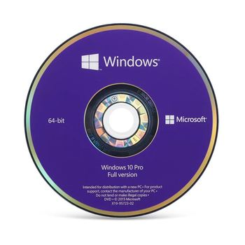 2021 new style microsoft windows 10 pro oem package computer software operating system