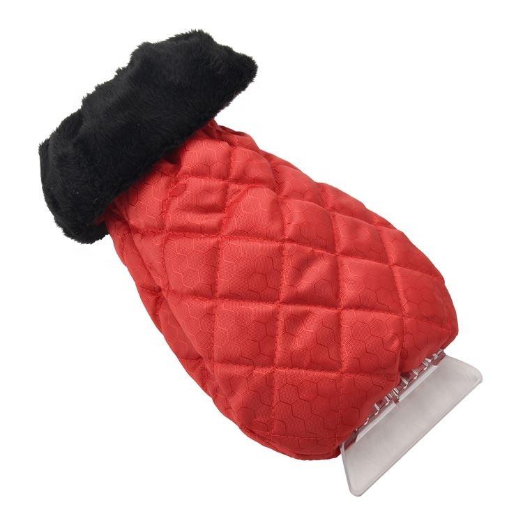 car waterproof glove windshield snow remover ice scrapper