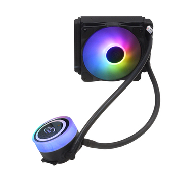 RGB Cooling Fan 120x120x15 cooler fan water cooler cpu pc water cooling cheap price