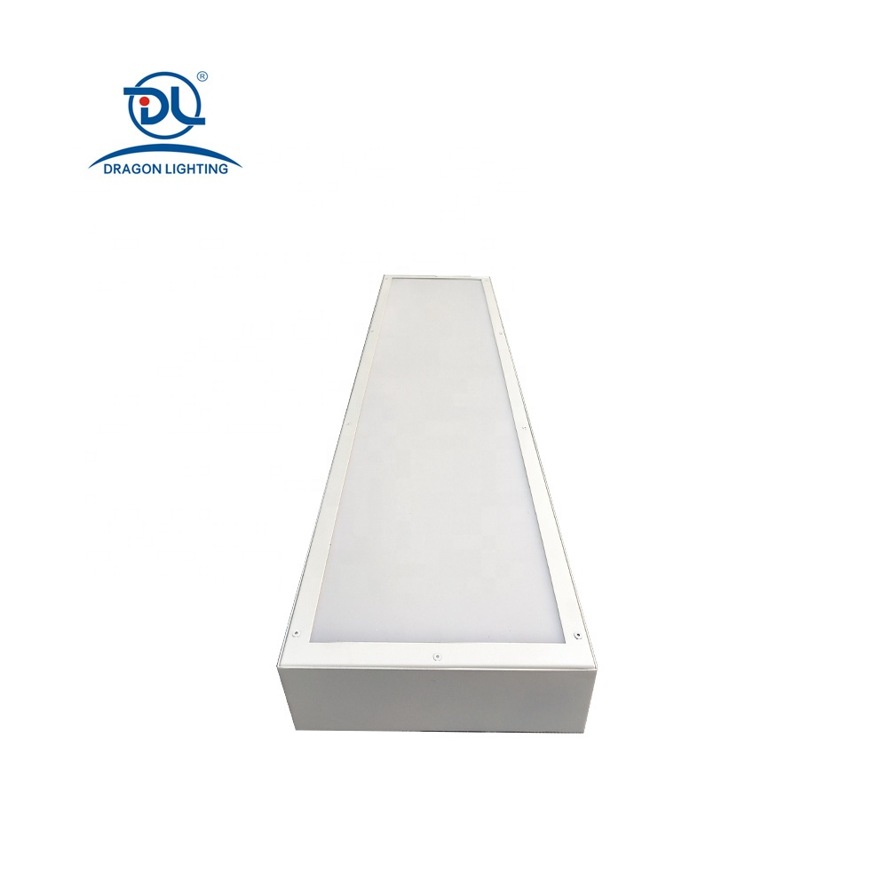 IP40 36W square LED surface panel light for hospital laboratory pharmaceutical factory food factory decontamination chamber