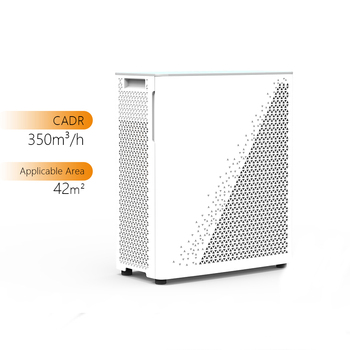 P460 wholesale OEM/ODM UV Ozone air purifier with LED indicator light
