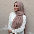Hijab Hijab Women Hot Sale 2020 New Design Crinkle Cotton Scarf Ladies Hijab Muslim Muslim Women Shawls And Wraps