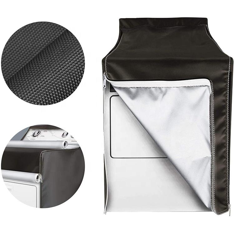 Высококачественный водонепроницаемый пыленепроницаемый солнцезащитный чехол для стиральной машины большого размера
