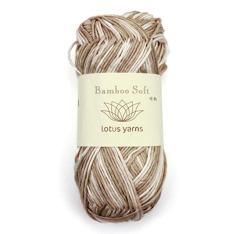 Natural 100% bamboo yarn dyed handknitting worsted/aran yarn crocheting yarn for sweater or scarf