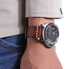 Watch Watches 22mm Strap Vintage Leather Watch Strap Band 20mm 22mm 24mm 26mm Handmade Italian Calf