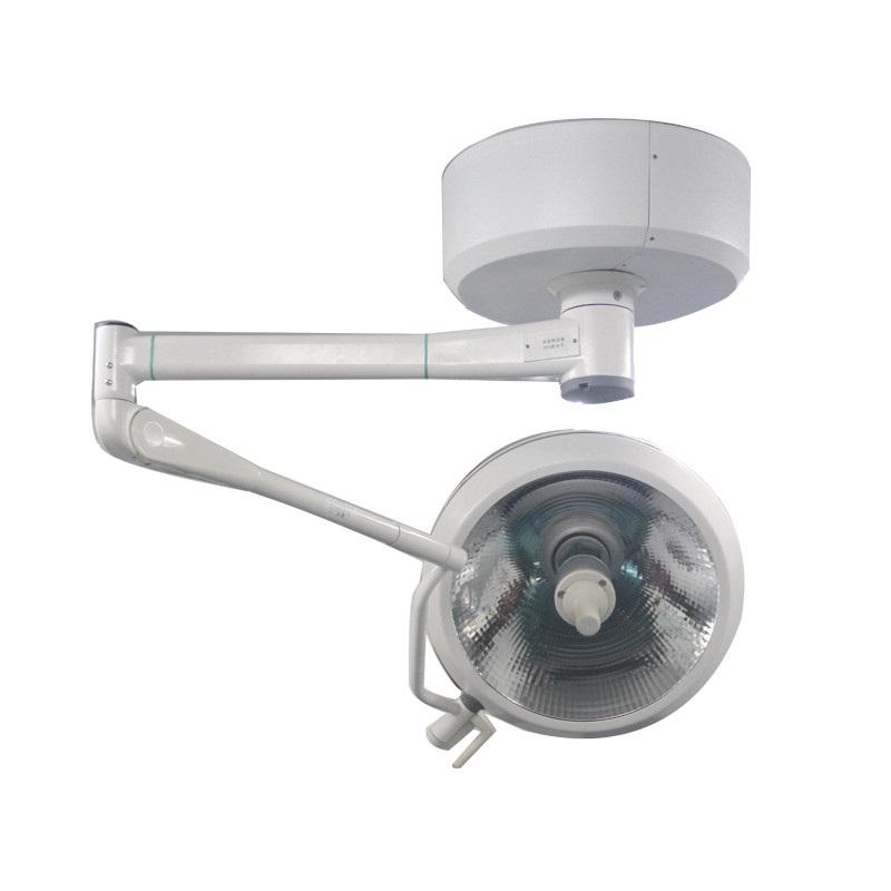 Больница медицинская выпуклого крепления с двойной головкой Галогеновый хирургический светильник ot светодиодная Операционная лампа цена