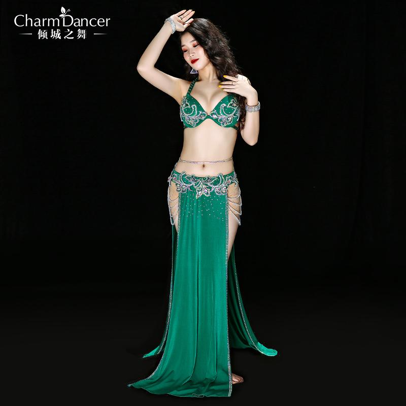 YC050 Professional bellydance costumes custom belly dance dress for women