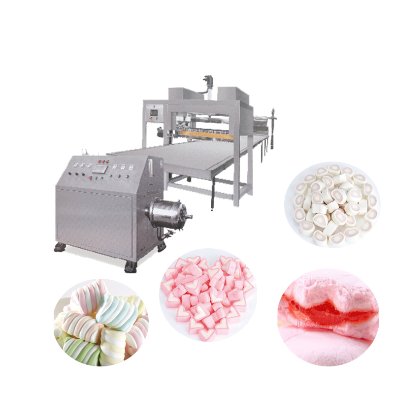 EXM5600E Complete Extruded Marshmallow (Cotton Candy) Line