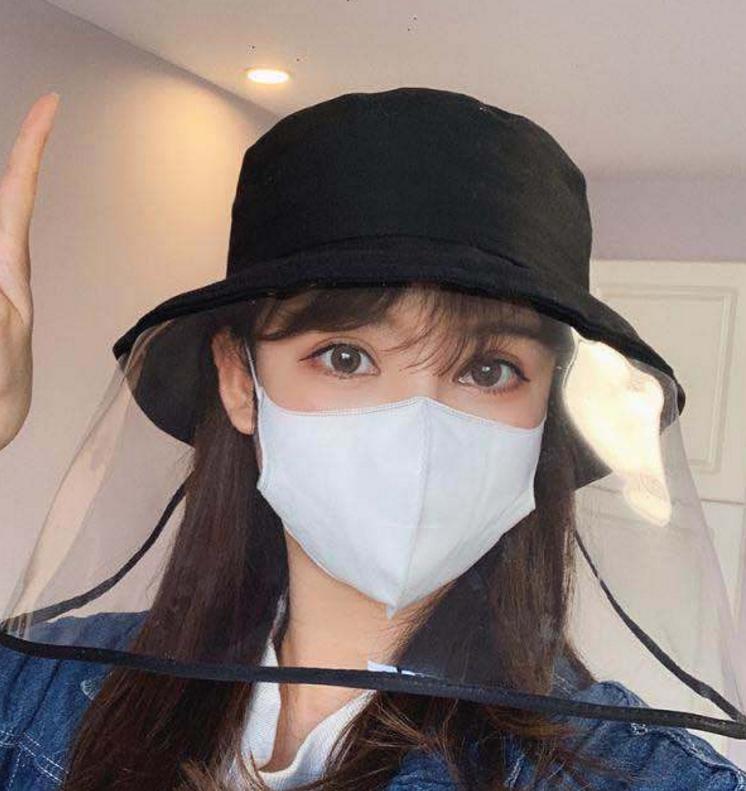 Anti-ultraviolet Sunshade Anti-droplet Isolation Hat