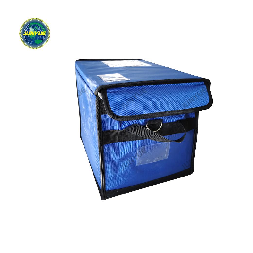 portable refrigerator vaccine/blood transport ice cooler box
