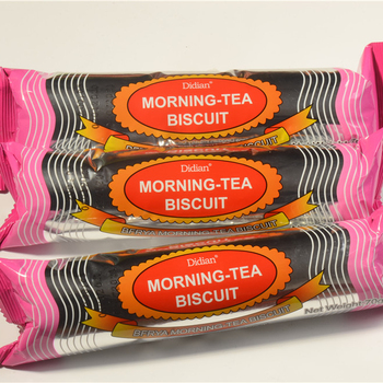 Didian brand 70g morning tea biscuit breakfast biscuit crisp texture cookies biscuit factories