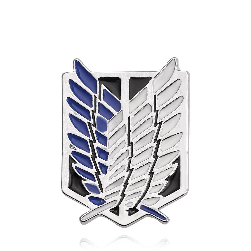 Attack on Titan Survey Corps Regiment Earrings