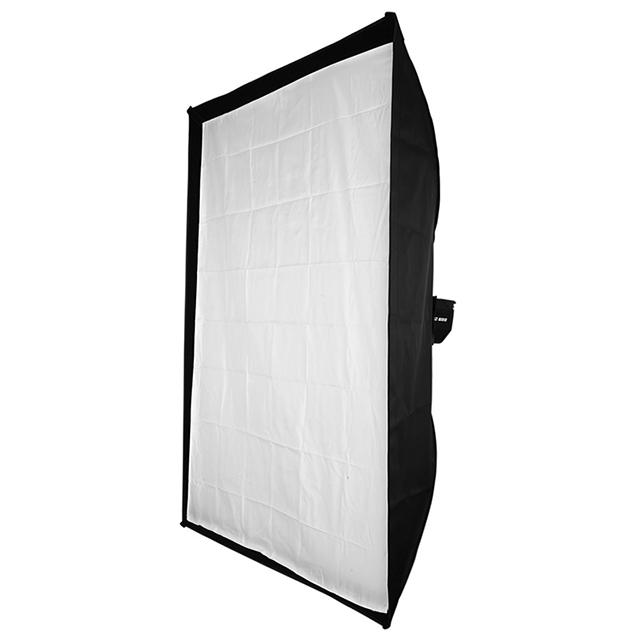 60X90CM Flash Light Rectangle Umbrella softbox photo studio Folding Light Box with Bowens Mount