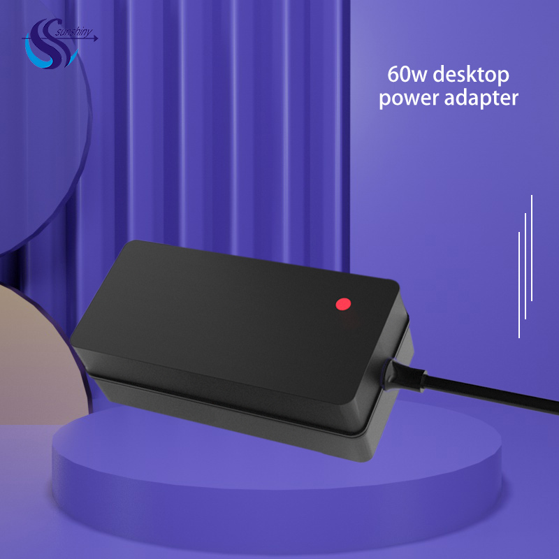 OEM Factory 60w 65w desktop Adaptor 19V 3.3a 2a 3a 3.42a desktop Adapter For Ul pse ce Certificate approve