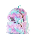 High School Cute Plush High Quality Promotional Camping Hiking Climbing School Imitated Furs With Backpack