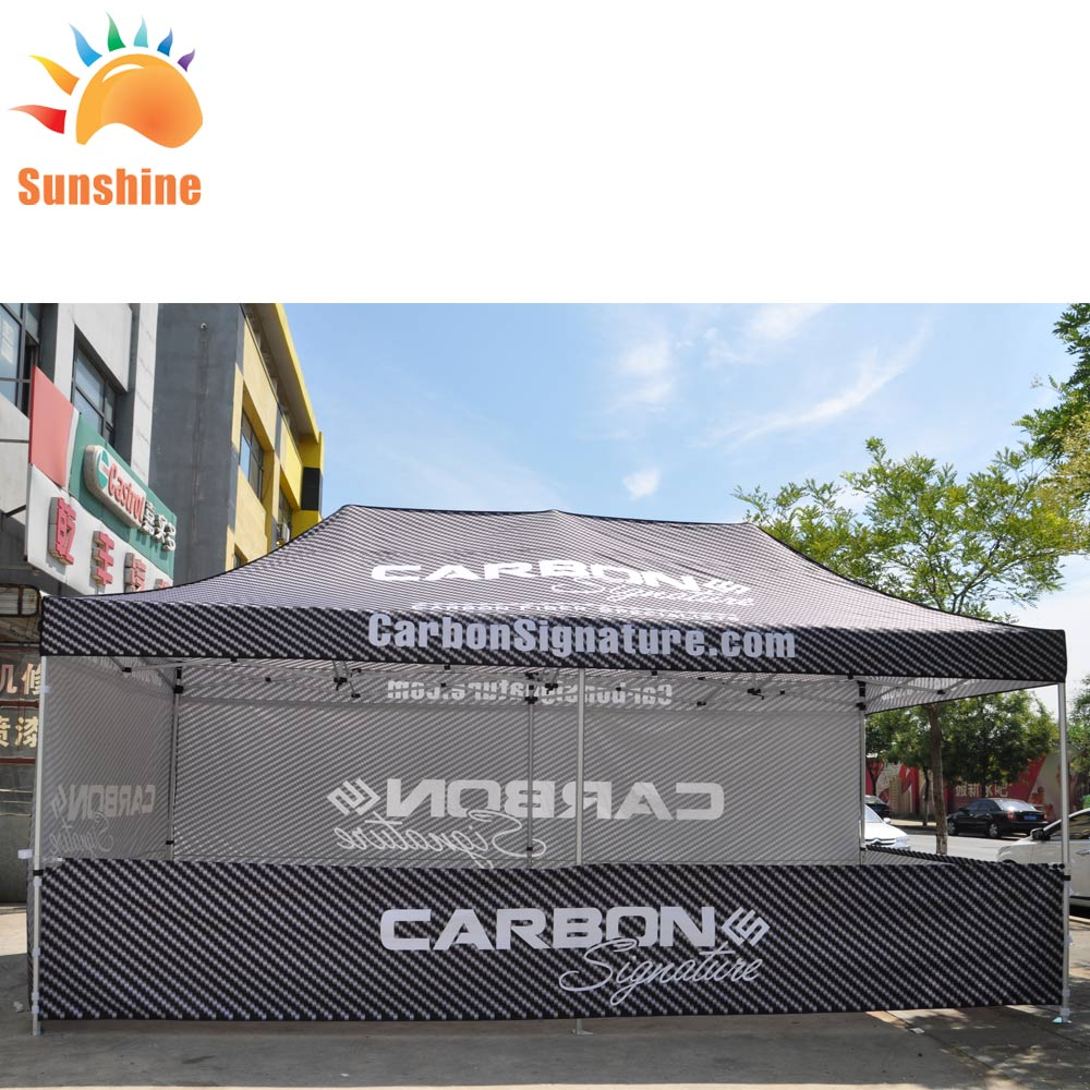 3*6 м навес палатка оптовая печать логотипа на заказ для торговой выставки