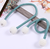 Decoration curtain accessory home furniture curtain pearl magnetic tieback