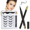 Magnetic Eyelash with eyeliner Pen