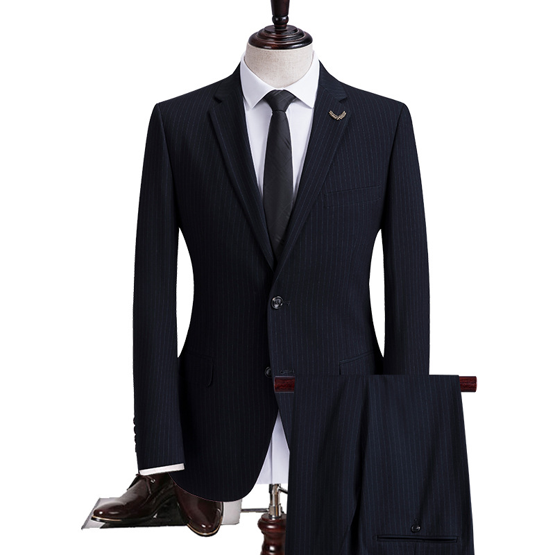 Navy Groom Wedding Suit Formal Business Mens Suits 2020 Buy Mens Suits Groom Suit Groom Wedding Suit Product On Alibaba Com