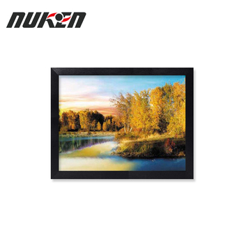 Best landscape beautiful scenery 3d lenticular picture