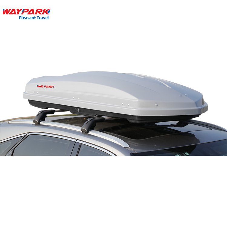 700 L Large Capacity Car Luggage Roof Box ABS Plastic Roof Cargo Box For Car