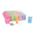 Confectionary Mini Trashcan Shaped Toy Candy