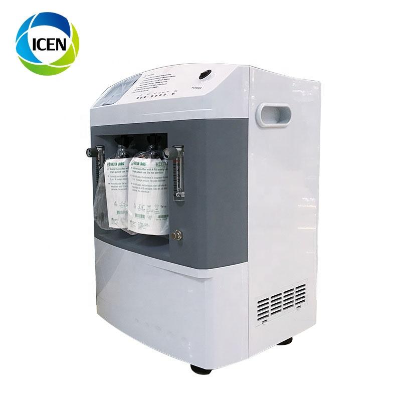 IN-IJ8 IN-IJ8 портативный Zeolite перезаряжаемый электрический кислородный концентратор 15 литров кислородный концентратор
