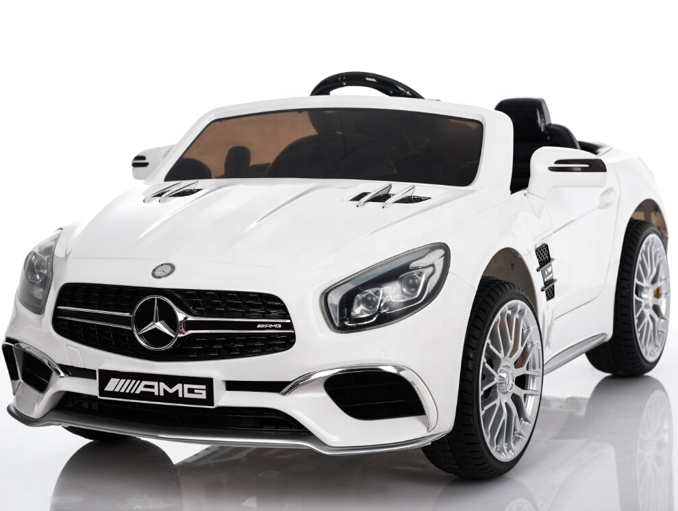 Mercedes SL65 Licensed Ride On Car 12V Electric Ride Cars Kids
