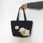 Fashion Cotton Tote Bag Fashion Plain Cloth Handbag Women Casual Shoulder Cotton Tote Bag